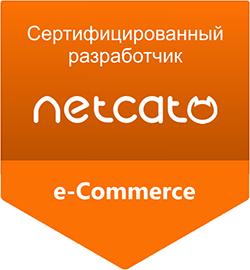 Сертифицированный разработчик интернет-магазинов на Netcat