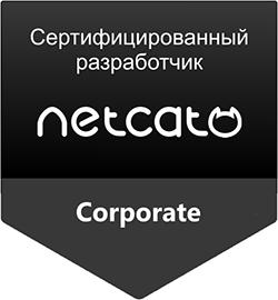 Сертифицированный разработчик корпоративных сайтов на Netcat
